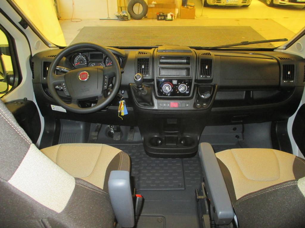 Fiat-Weinsberg Carabus 601 MQH, 2, 3 M-JET 130HV