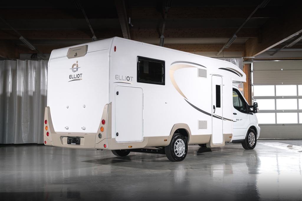 Ford-CI ELLIOT 66XT, 2.0 TDCI 170HV