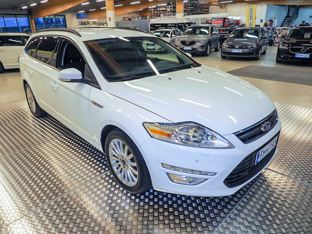 Ford MONDEO, 2, 0 TDCi 140hv PowerShift A6 Wagon