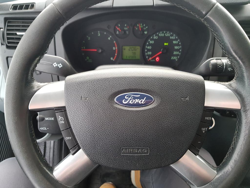 Ford TRANSIT, 2.2TDCi 350L 125HV TREND JUMBO PAKETTIAUTO SIS 24% ALV