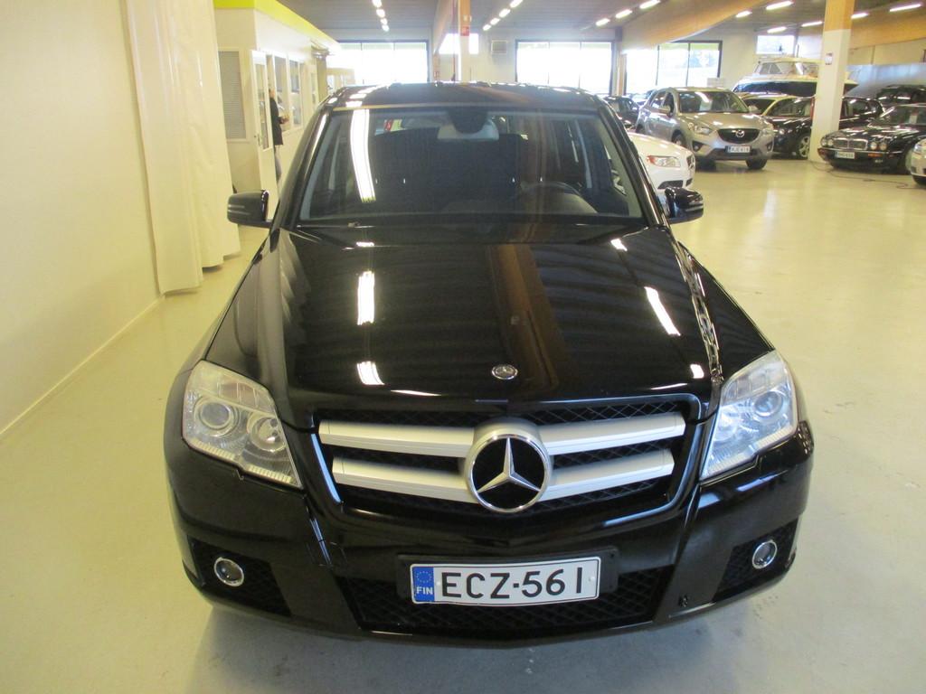 Mercedes-Benz GLK, 220 CDI  BE 4MATIC BUSINESS 1-OMISTEINEN