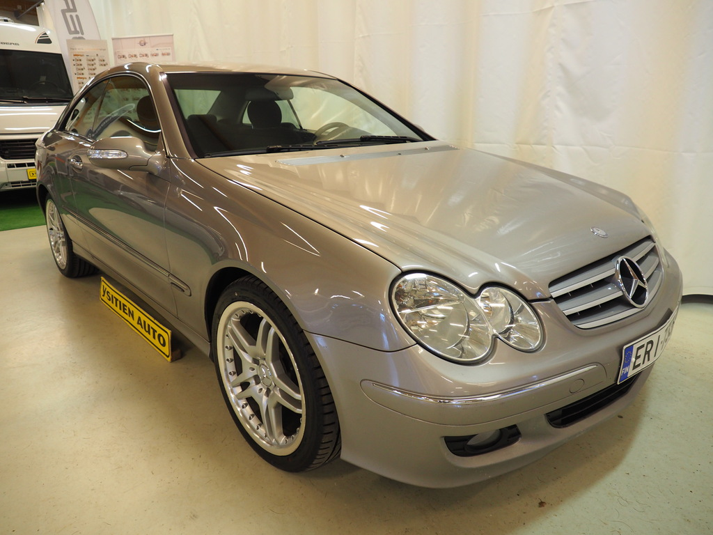 Mercedes-Benz CLK, 220 CDI Elegance Coupe Automatic