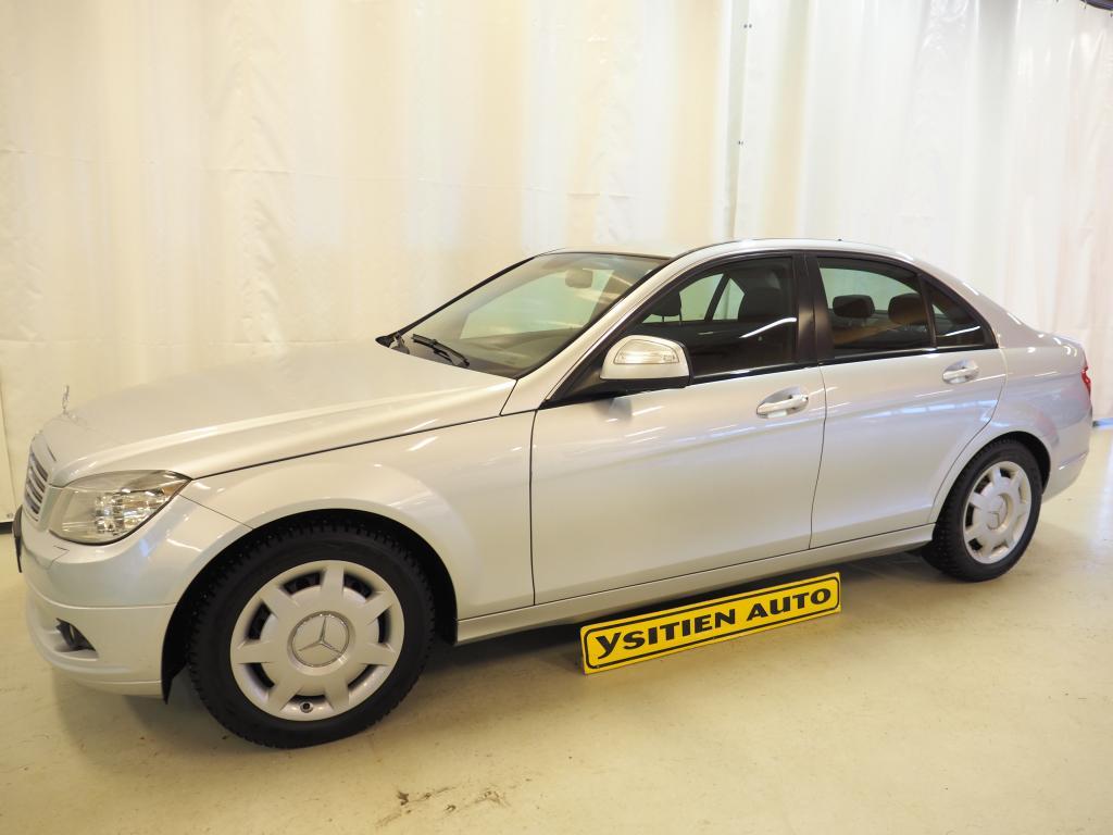 Mercedes-Benz C, 200 CDI Sedan Automatic