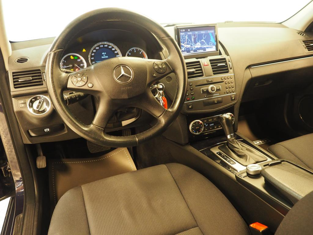 Mercedes-Benz C, 220 CDI Automaatti Premium Business