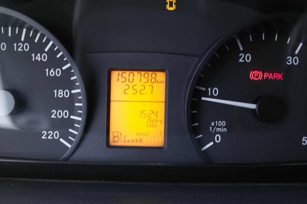 Mercedes-Benz VITO, 113 CDI ILMASTOINTI WEBASTO SIS24%ALV