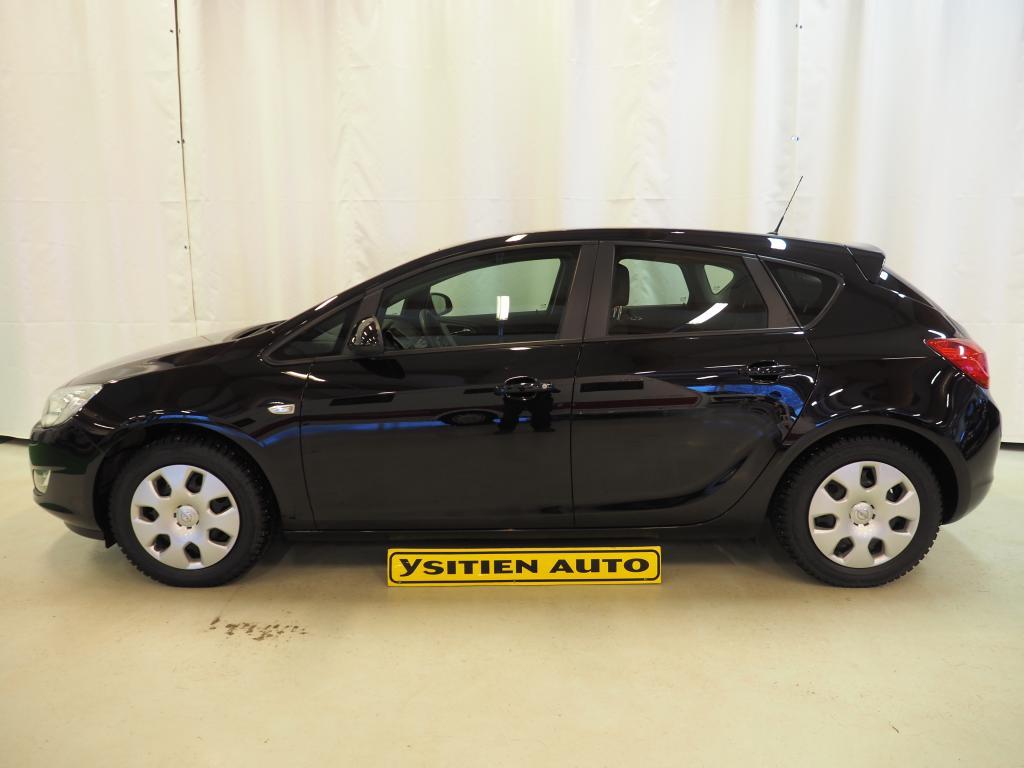 Opel ASTRA, Enjoy 1.4 Turbo Ecotec 88kW MT6