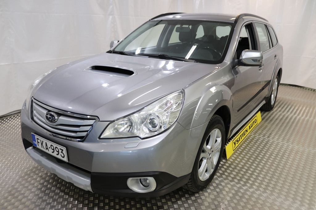 Subaru Outback, 2.0 TD 6MT Business