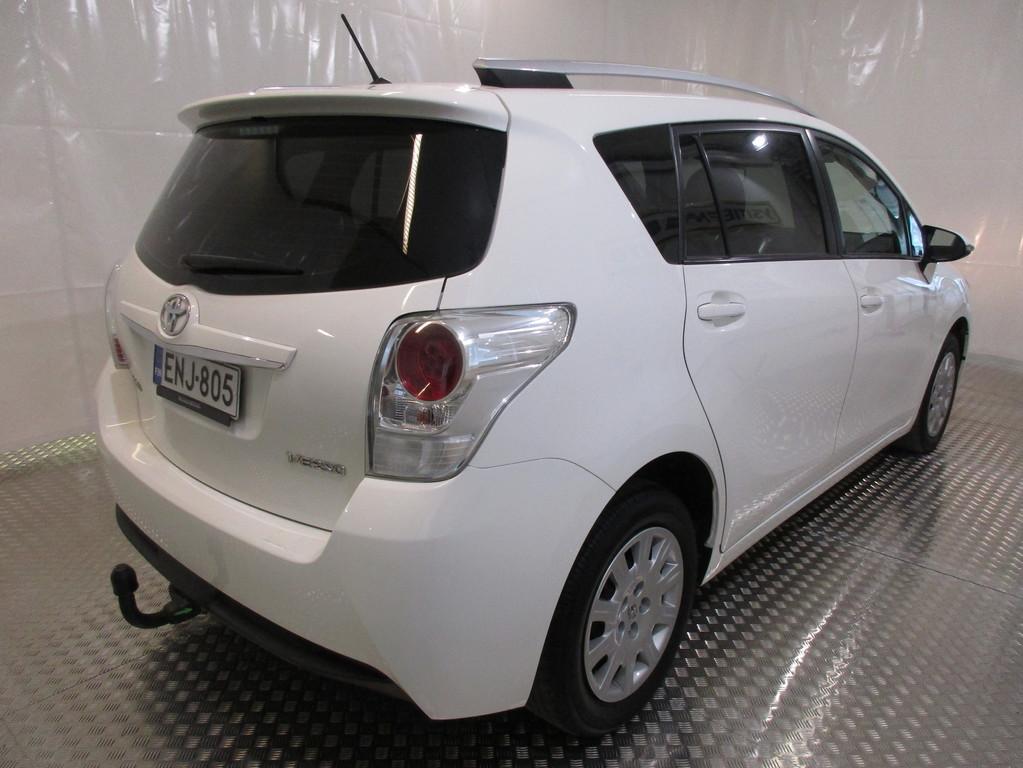Toyota Verso, 1.6 Valvematic Life *RAHOITUS JOPA ILMAN KÄSIRAHAA*