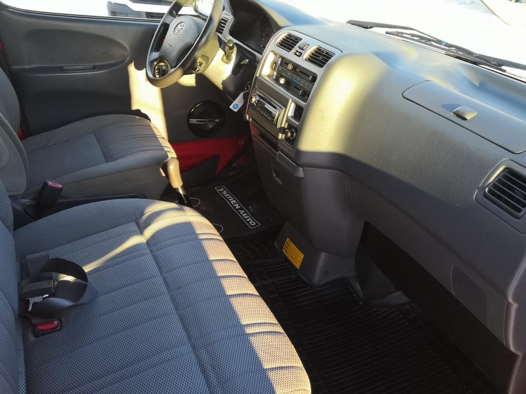 Toyota HIACE, 2.5 4-D4 4WD PITKÄ MALLI 2X LIUKUOVET ILMASTOINTI SIS 24% ALV