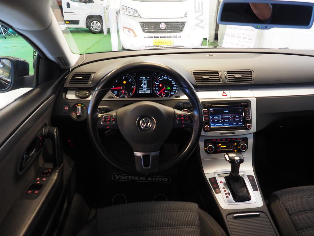 Volkswagen Passat CC, 2.0 TDI PwD 140 HV Sport Automatic